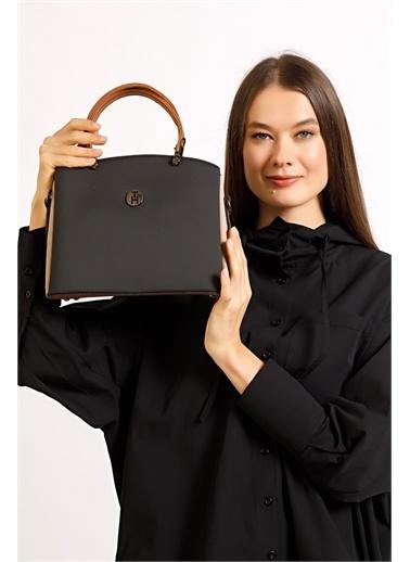 TH Bags Omuz Çantası Siyah